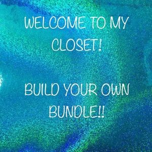 💙BUILD YOUR OWN BUNDLE💙